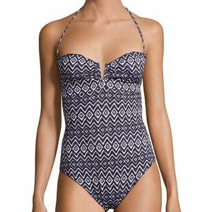 Eberjey Zen Stones Jolie One-Piece Swimsuit
